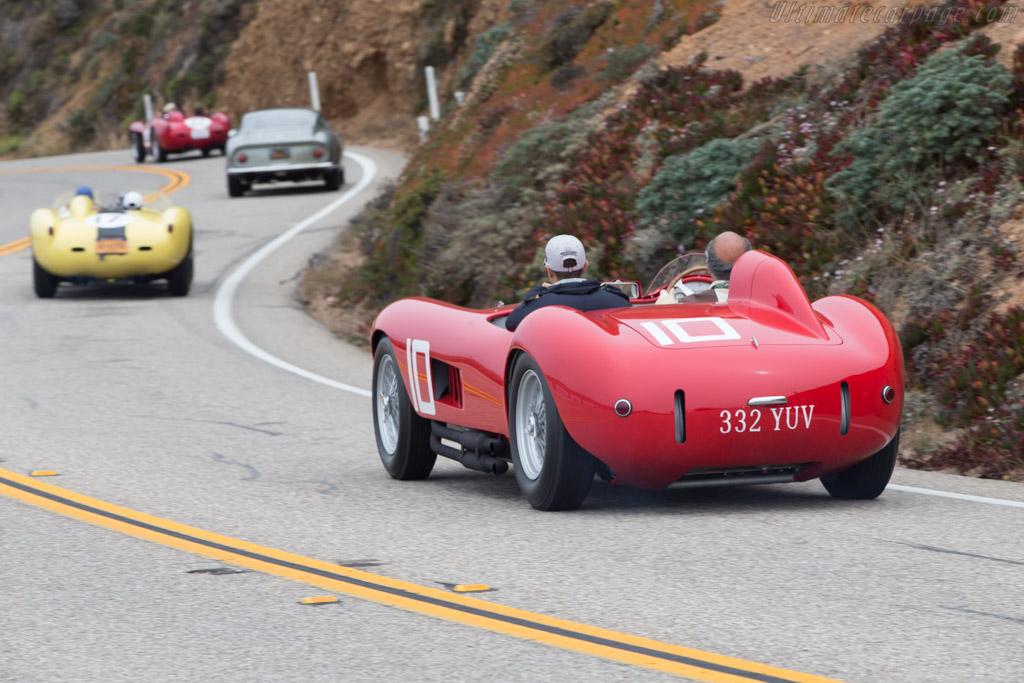Maserati 300S - Chassis: 3053 - Entrant: Pierre F. Mellinger  - 2014 Pebble Beach Concours d'Elegance