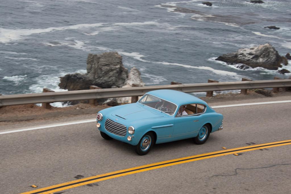 Maserati A6G 2000 Pinin Farina Coupe - Chassis: 2020 - Entrant: Douglas Magnon  - 2014 Pebble Beach Concours d'Elegance