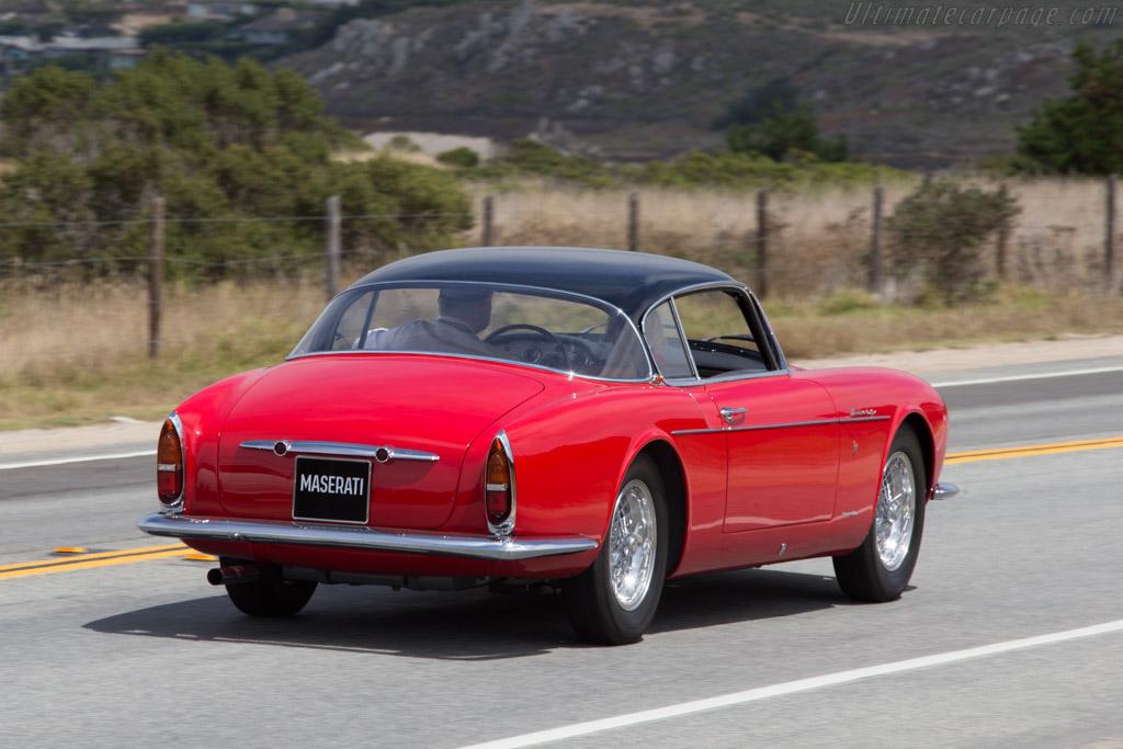 Maserati A6G/54 Frua Coupe  - Entrant: Joe & Sharon Hayes  - 2014 Pebble Beach Concours d'Elegance