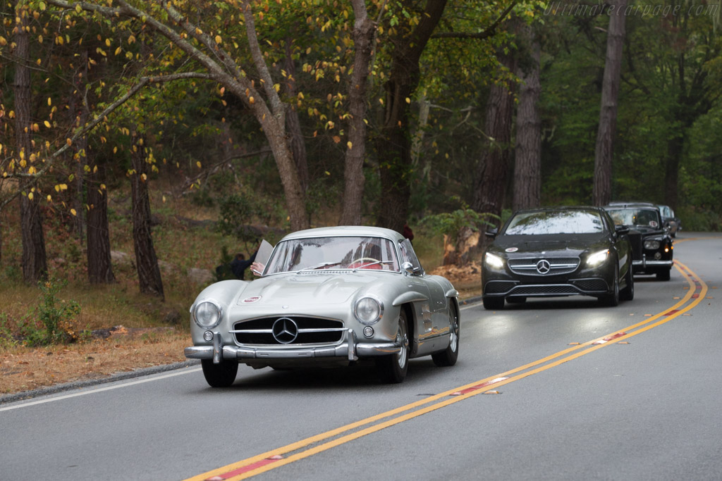 Mercedes-Benz 300 SL  - Entrant: Mercedes-Benz Classic - Driver: Sir Stirling Moss  - 2014 Pebble Beach Concours d'Elegance