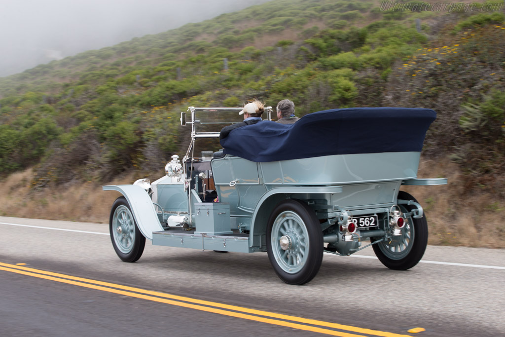 Rolls-Royce Silver Ghost Barker Roi des Belges - Chassis: 60922 - Entrant: Robert Gaines-Cooper  - 2014 Pebble Beach Concours d'Elegance