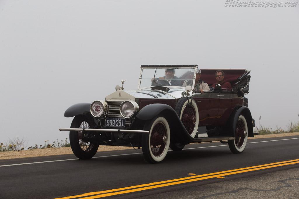 Rolls-Royce Silver Ghost Salamanco Town Car  - Entrant: John Ellison Jr., The Calumet Collection  - 2014 Pebble Beach Concours d'Elegance