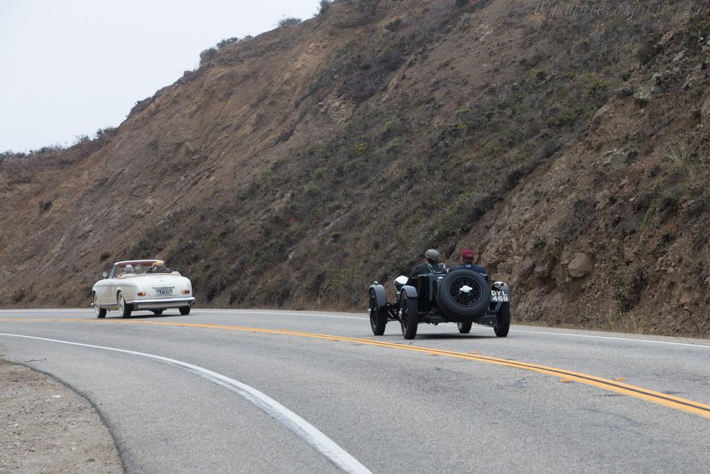 SS 100 2 ½ Litre Jaguar Roadster  - Entrant: Jeff Lotman  - 2014 Pebble Beach Concours d'Elegance