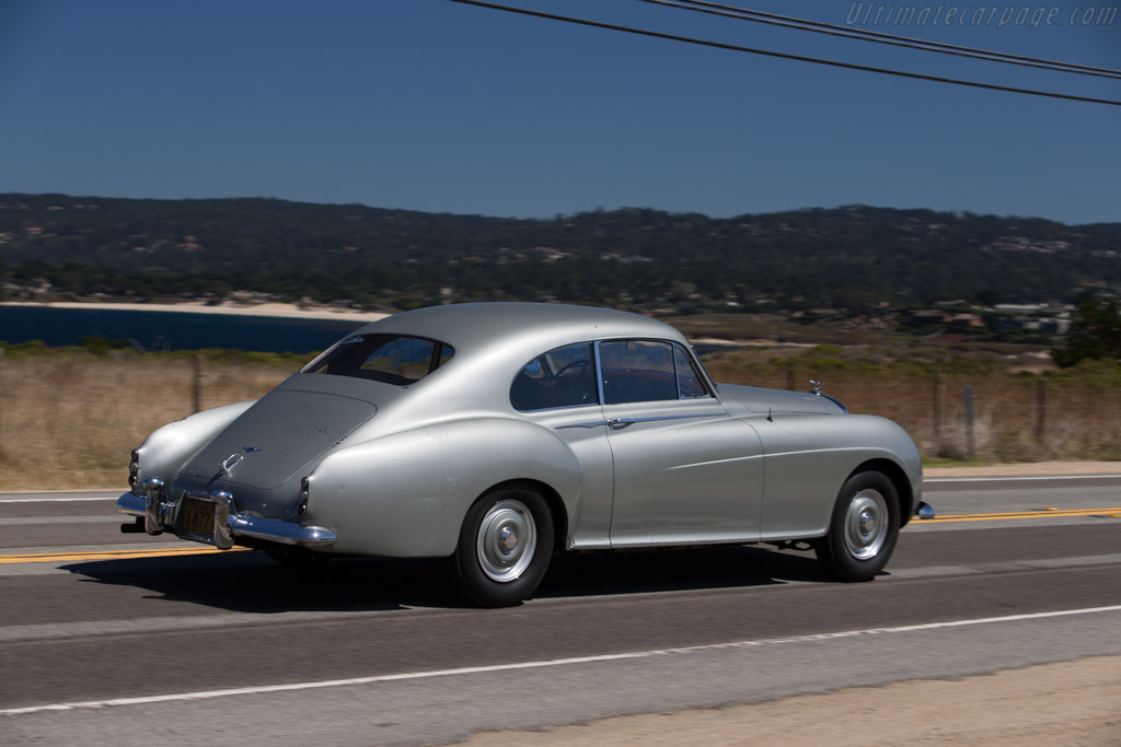 Bentley R-Type Continental Mulliner Fastback  - Entrant: William E. 'Chip' Connor  - 2015 Pebble Beach Concours d'Elegance
