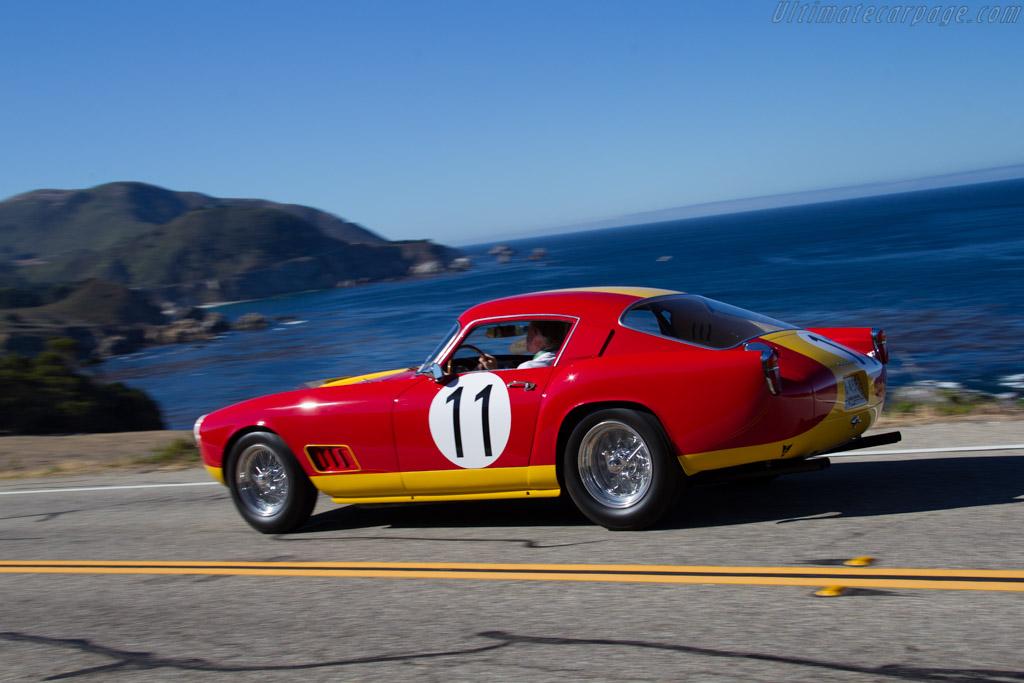 Ferrari 250 GT Tour de France - Chassis: 1321GT - Entrant: Charles Wegner  - 2015 Pebble Beach Concours d'Elegance