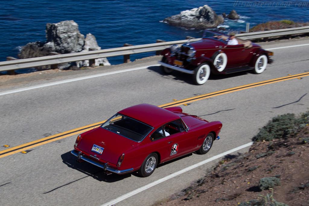 Ferrari 250 GTE  - Entrant: Martin & Molly Ann Moore  - 2015 Pebble Beach Concours d'Elegance