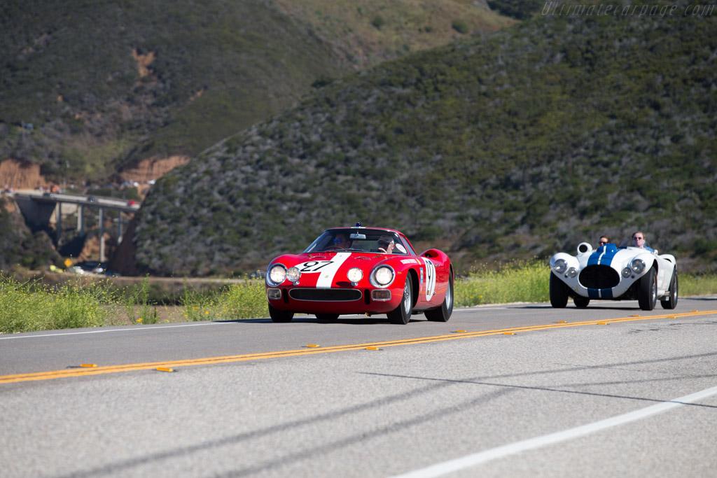 Ferrari 250 LM - Chassis: 6119 - Entrant: Damazein Auto d'Epoca  - 2015 Pebble Beach Concours d'Elegance