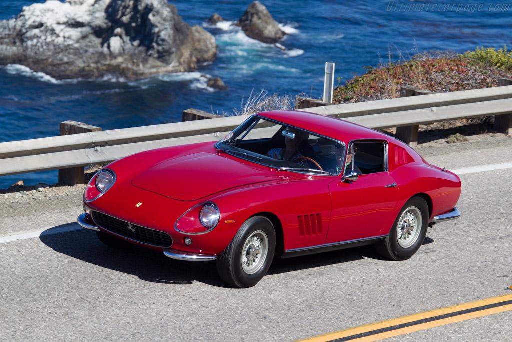 Ferrari 275 GTB  - Entrant: Dr. Terry Maxon  - 2015 Pebble Beach Concours d'Elegance