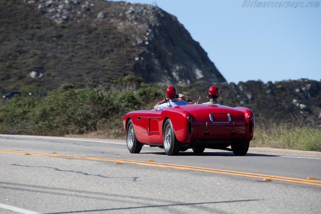 Ferrari 340 Mexico Vignale Spyder - Chassis: 0228AT - Entrant: Les Wexner  - 2015 Pebble Beach Concours d'Elegance