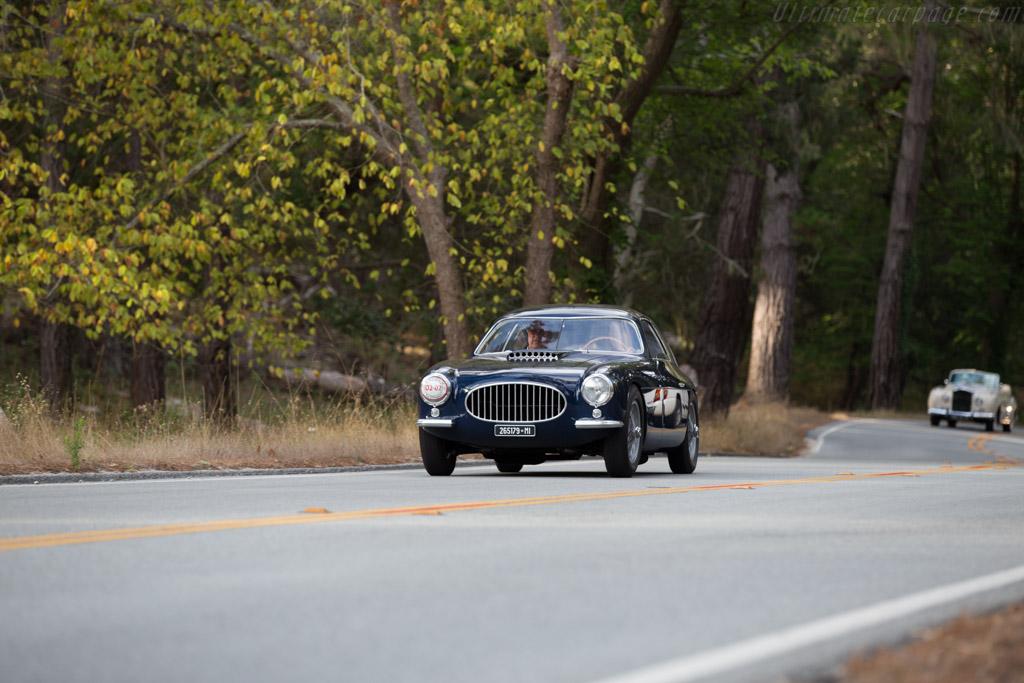 Maserati A6G/54 2000 Zagato Coupe  - Entrant: Jack Croul  - 2015 Pebble Beach Concours d'Elegance