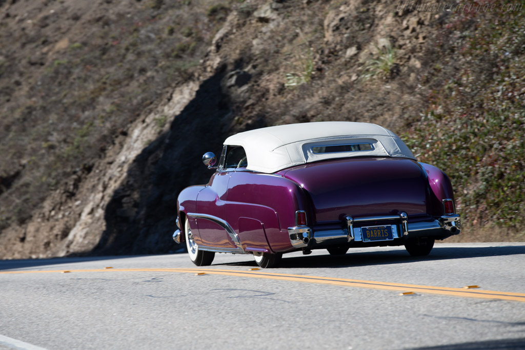 Mercury 1CM Fred Rowe Custom Convertible  - Entrant: Sam Pack  - 2015 Pebble Beach Concours d'Elegance