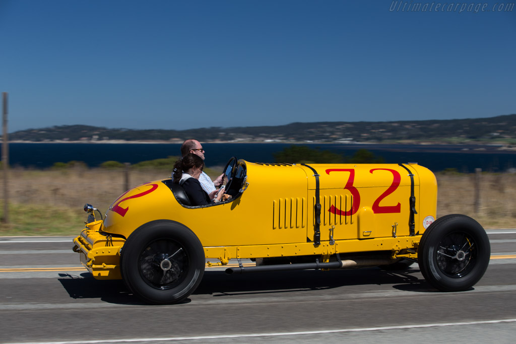 duPont Indianapolis Racer  - Entrant: Lammot J. du Pont  - 2015 Pebble Beach Concours d'Elegance