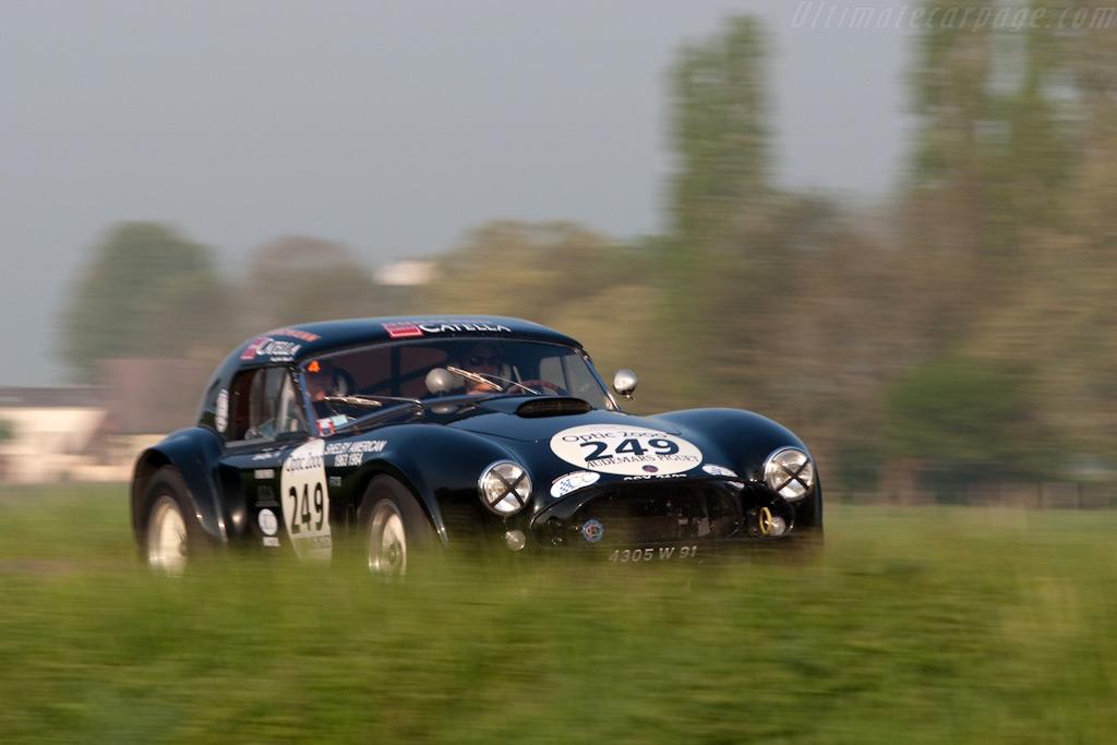 AC Shelby Cobra - Chassis: CSX2127   - 2009 Tour Auto