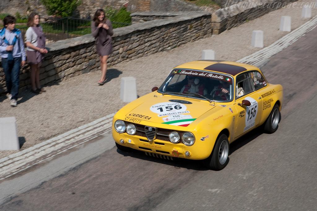 Alfa Romeo 1750 GTAM    - 2009 Tour Auto