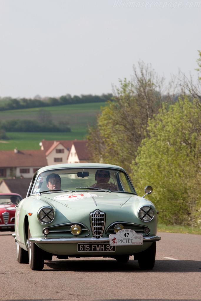 Alfa Romeo 1900 CSS    - 2009 Tour Auto