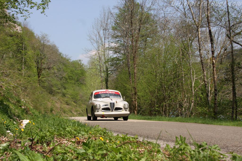 Alfa Romeo 1900 TI    - 2009 Tour Auto