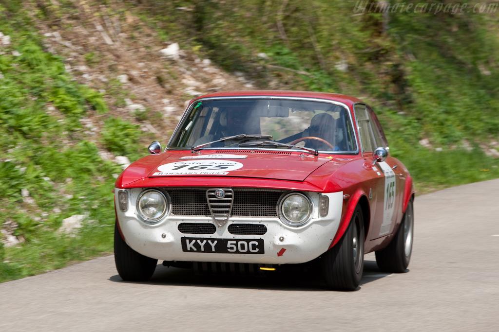 Alfa Romeo Giulia 1600 GTA    - 2009 Tour Auto