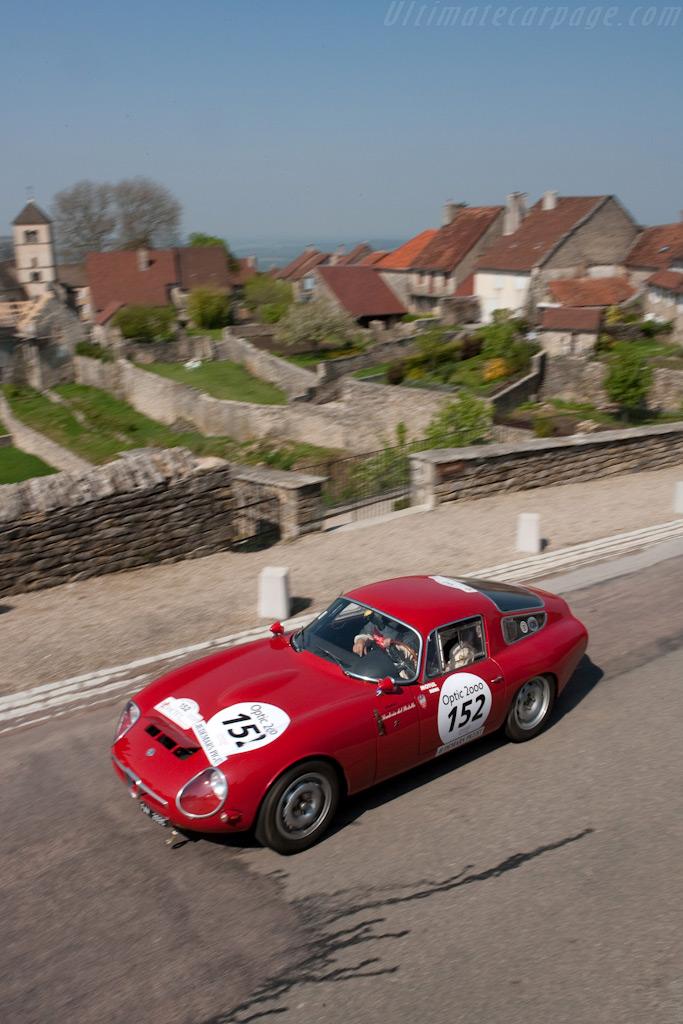 Alfa Romeo TZ    - 2009 Tour Auto