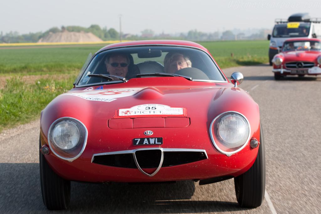 Alfa Romeo TZ - Chassis: AR750080   - 2009 Tour Auto
