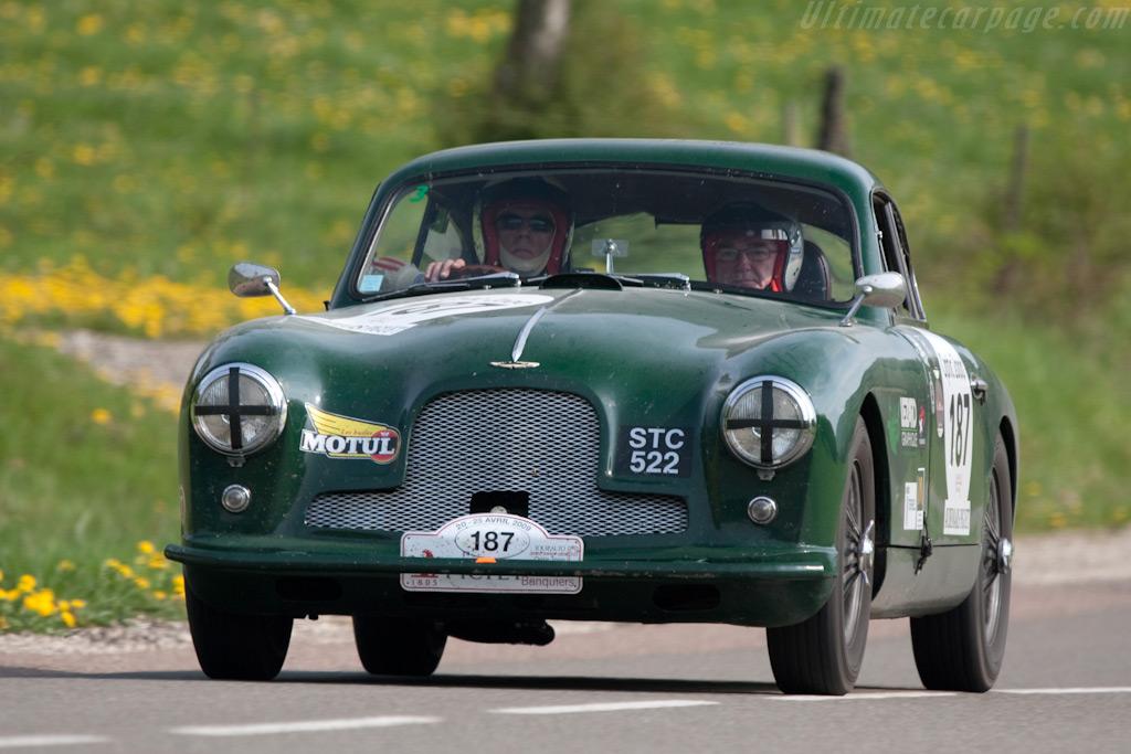 Aston Martin DB2/4 Coupe    - 2009 Tour Auto