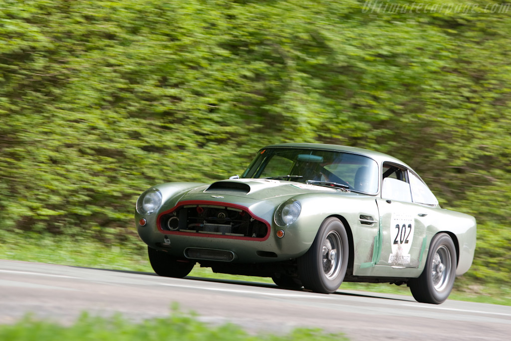 Aston Martin DB4 GT - Chassis: DB4GT/0122/R   - 2009 Tour Auto