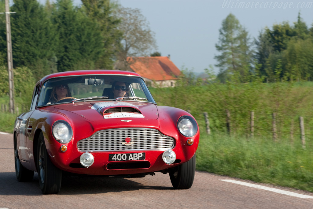 Aston Martin DB4 GT - Chassis: DB4GT/0136/R   - 2009 Tour Auto