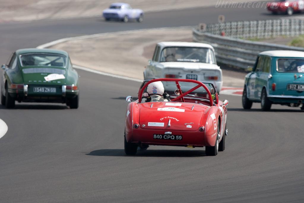 Austin Healey 100 M    - 2009 Tour Auto