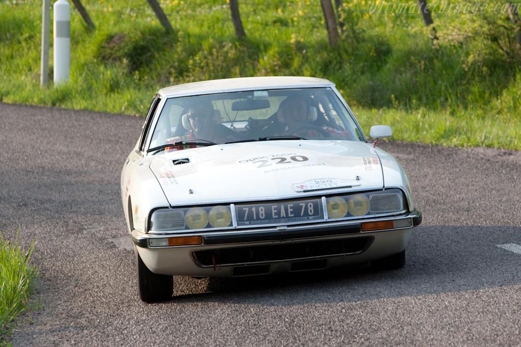 Citroën SM    - 2009 Tour Auto