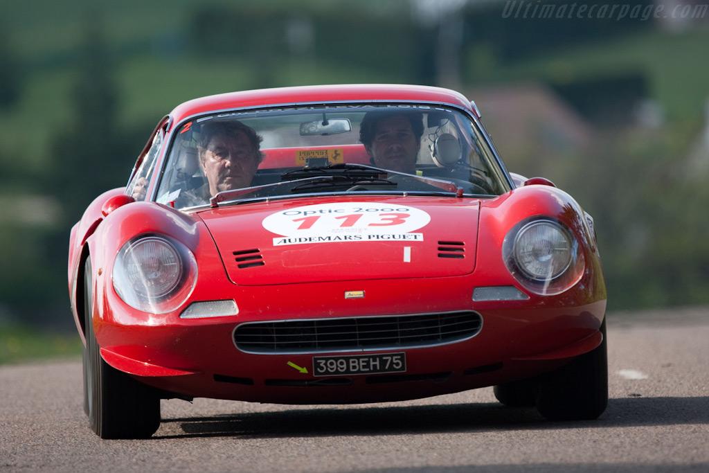 Ferrari 206 GT Dino    - 2009 Tour Auto