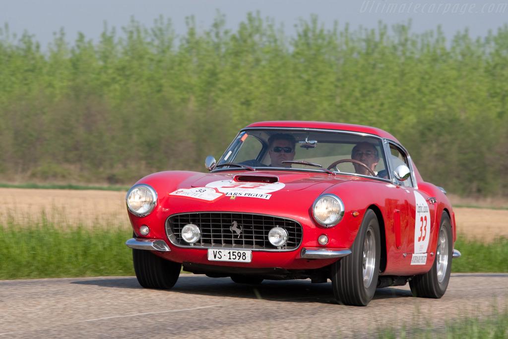 Ferrari 250 GT SWB - Chassis: 2563GT   - 2009 Tour Auto