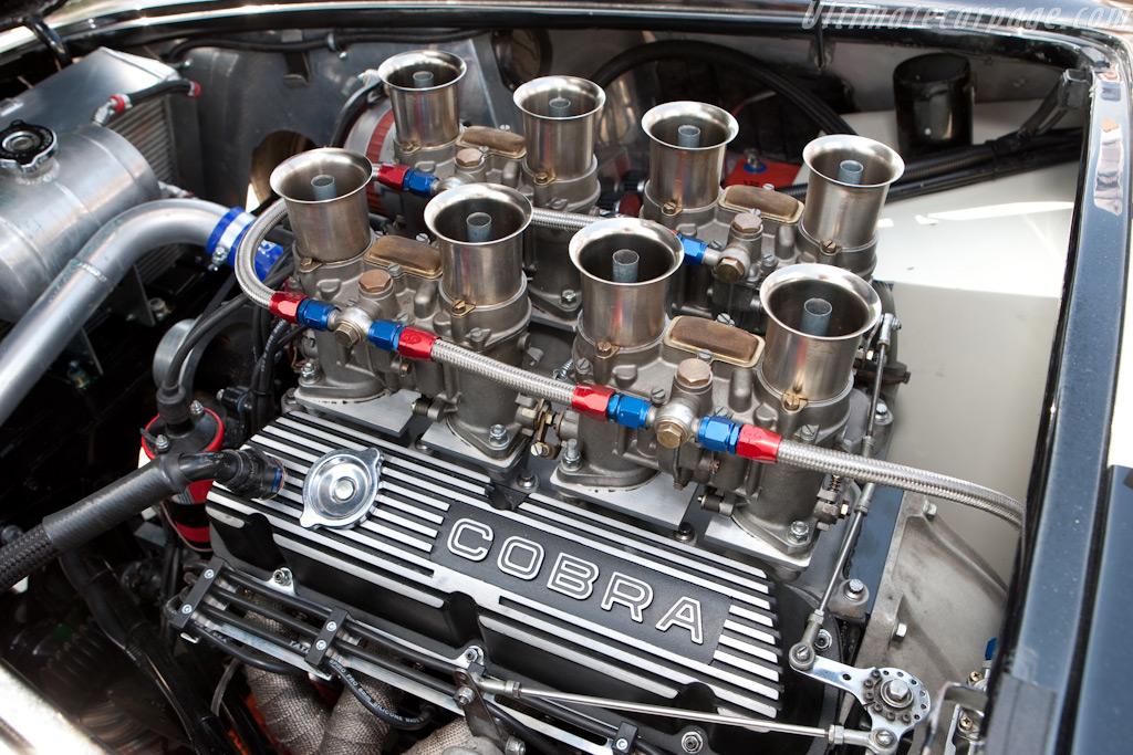 Ford 289 V8    - 2009 Tour Auto