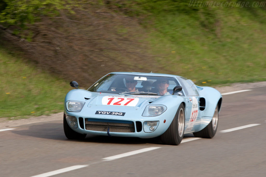 Ford GT40 - Chassis: GT40P/1085   - 2009 Tour Auto