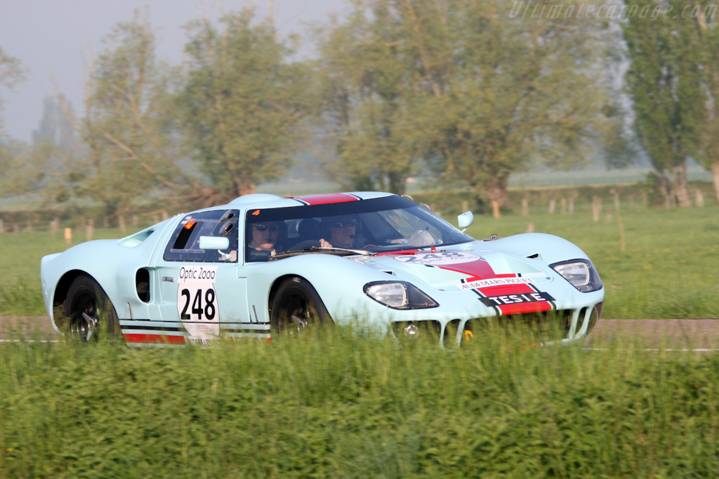 Ford GT40 - Chassis: GT40P/1025   - 2009 Tour Auto