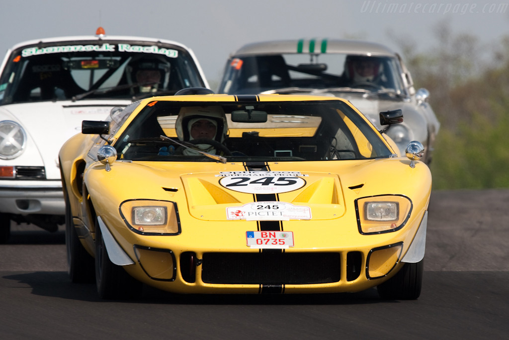 Ford GT40 - Chassis: GT40P/1079   - 2009 Tour Auto