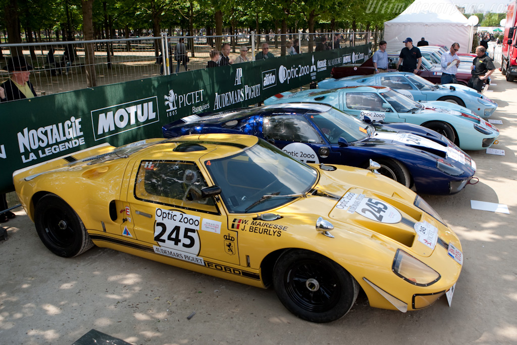 Ford GT40s - Chassis: GT40P/1079   - 2009 Tour Auto