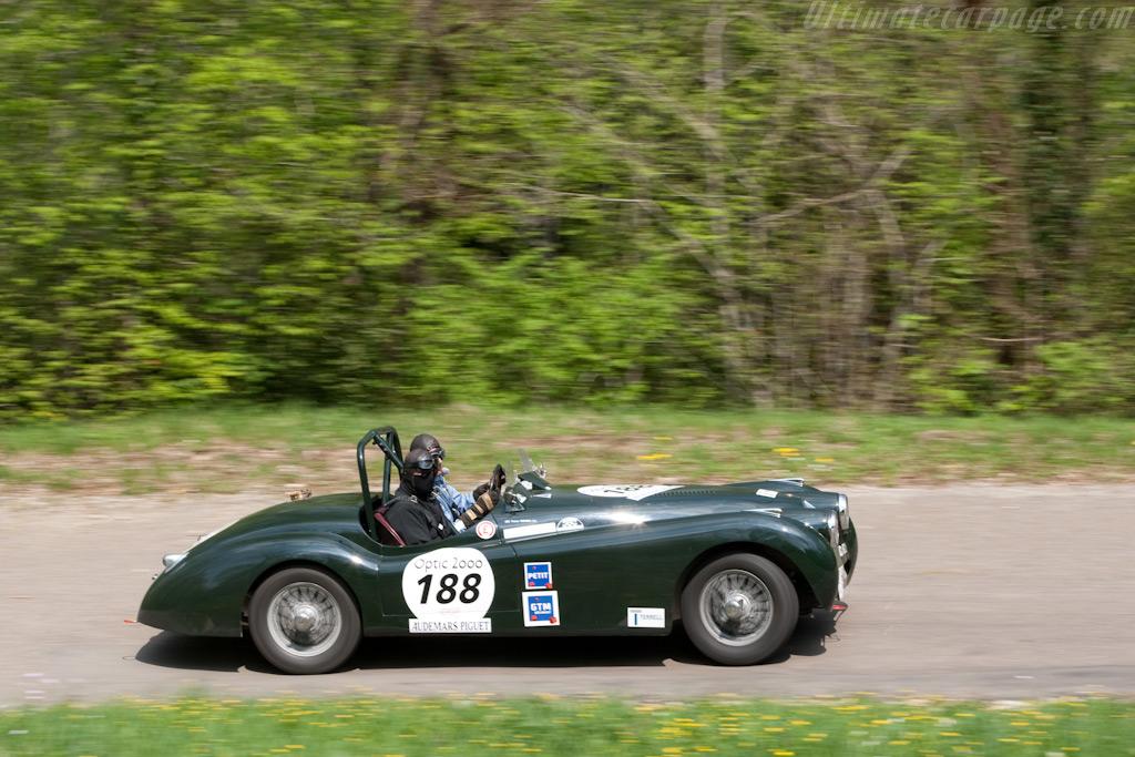 Jaguar Mk I    - 2009 Tour Auto