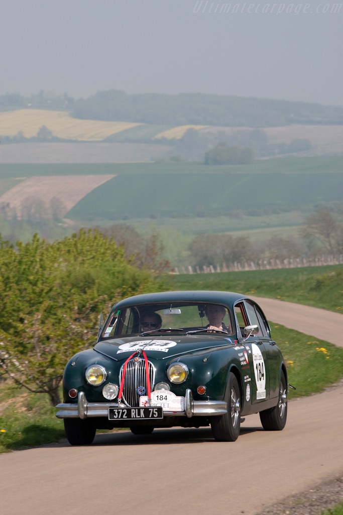 Jaguar Mk II    - 2009 Tour Auto