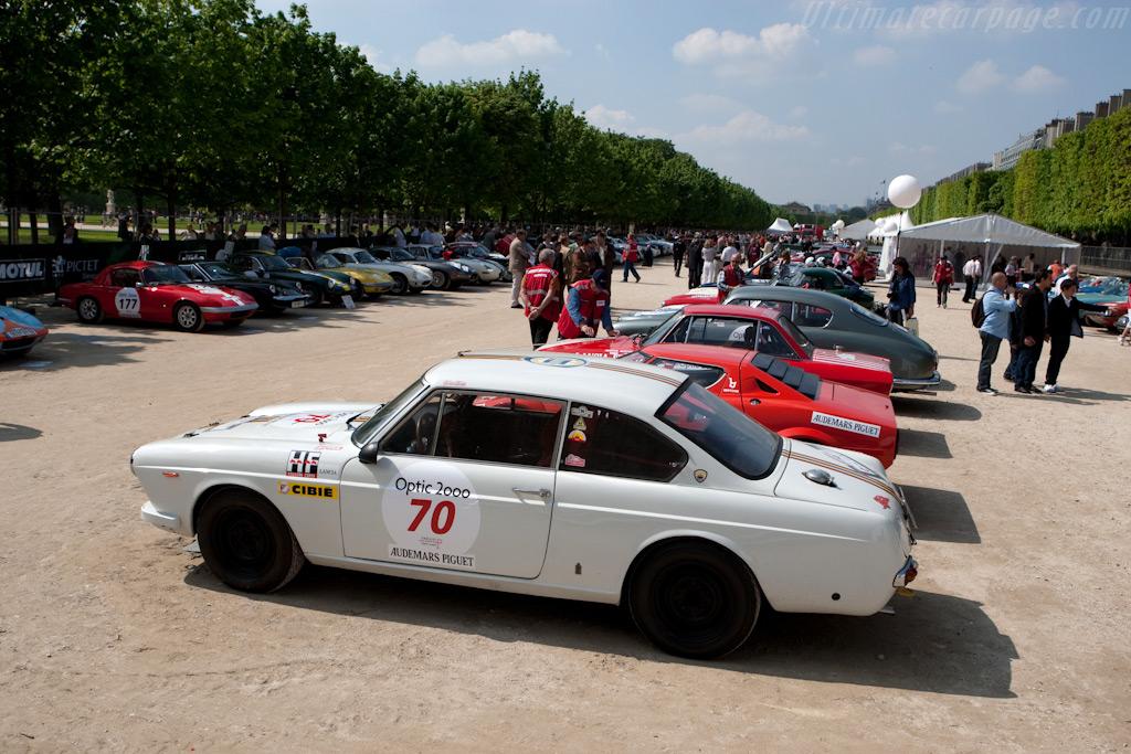 Lancia Flavia Coupe    - 2009 Tour Auto