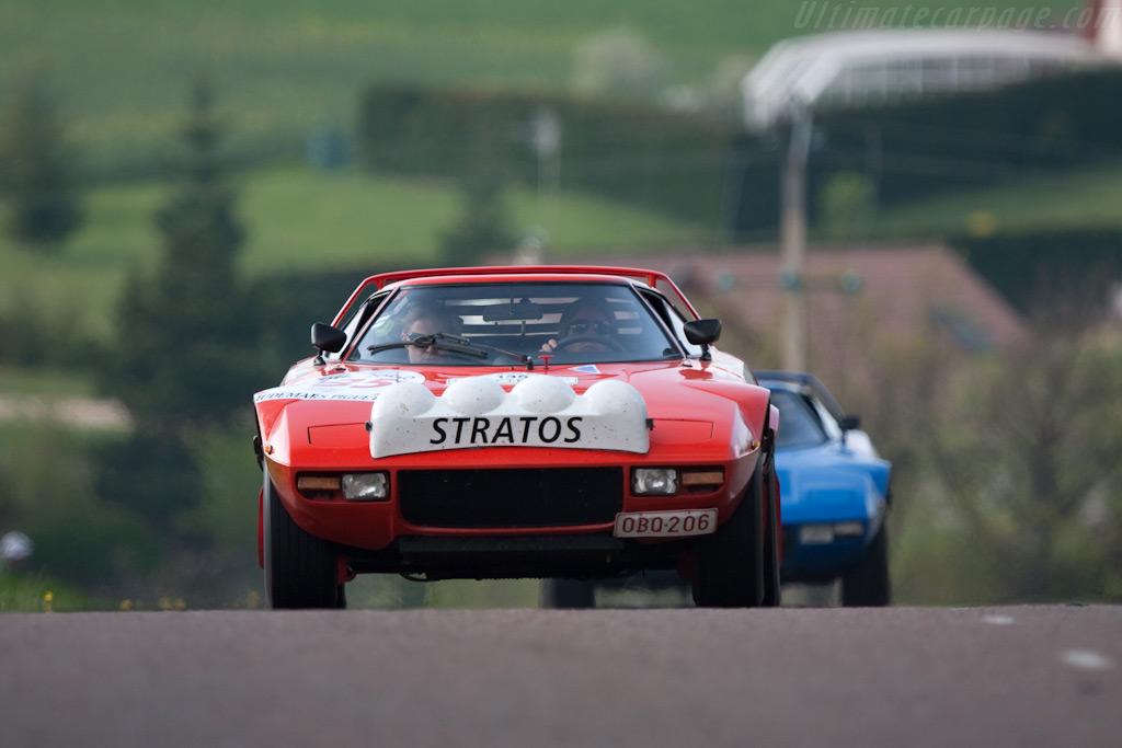 Lancia Stratos    - 2009 Tour Auto