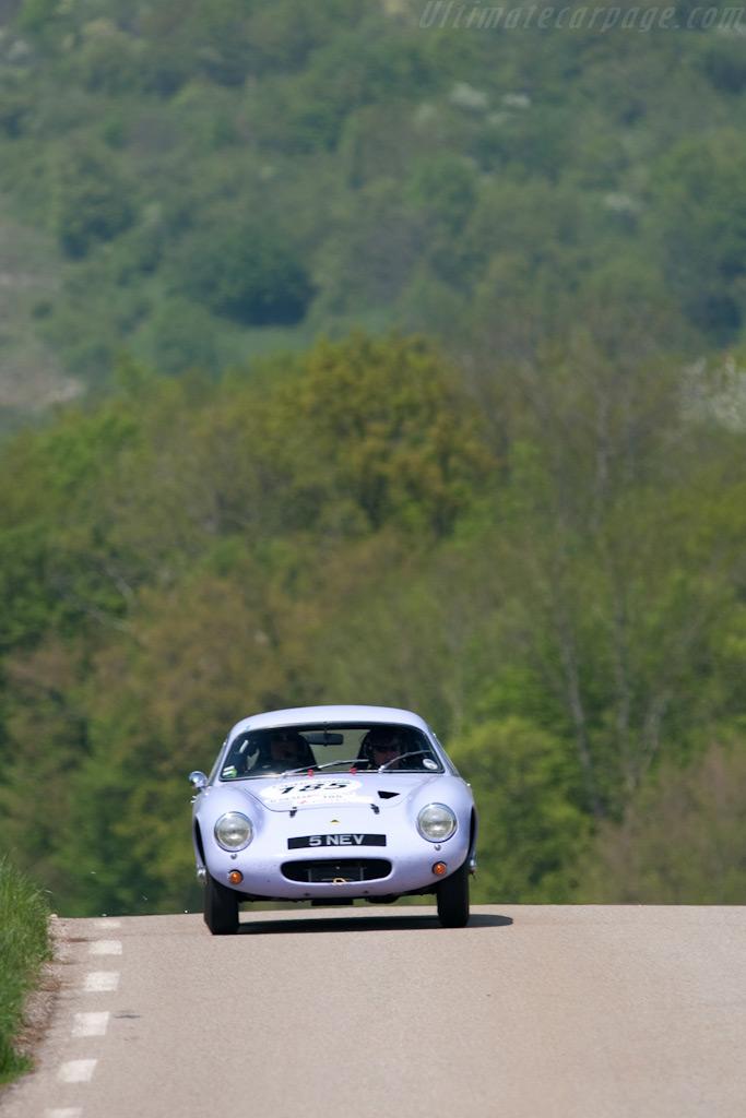 Lotus Elite    - 2009 Tour Auto
