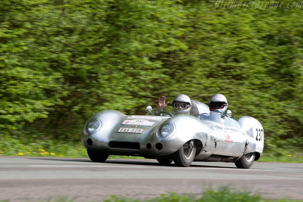 Lotus XI    - 2009 Tour Auto