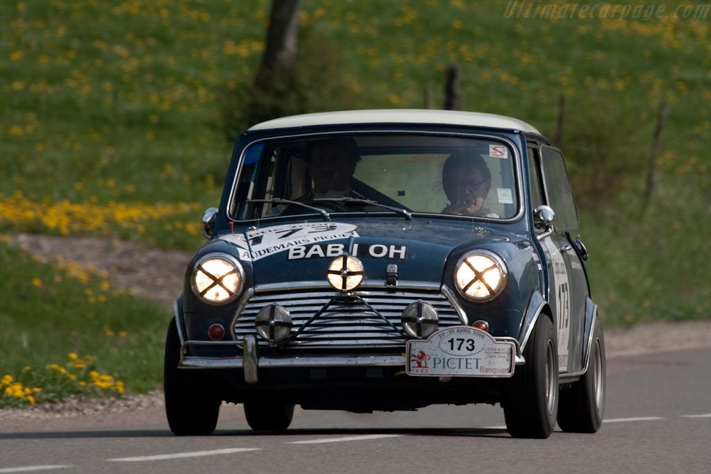 Mini Cooper S    - 2009 Tour Auto