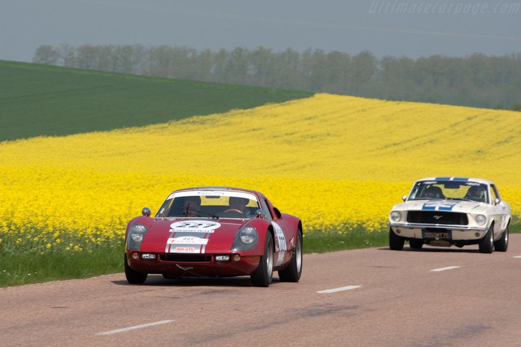 Porsche 904 - Chassis: 904-035   - 2009 Tour Auto