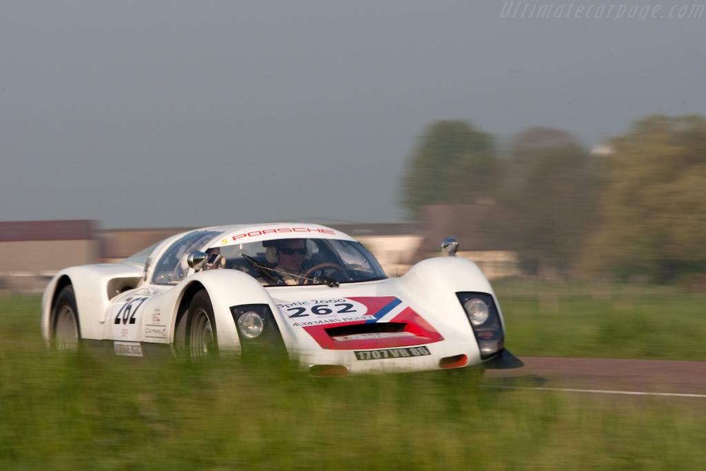 Porsche 906    - 2009 Tour Auto