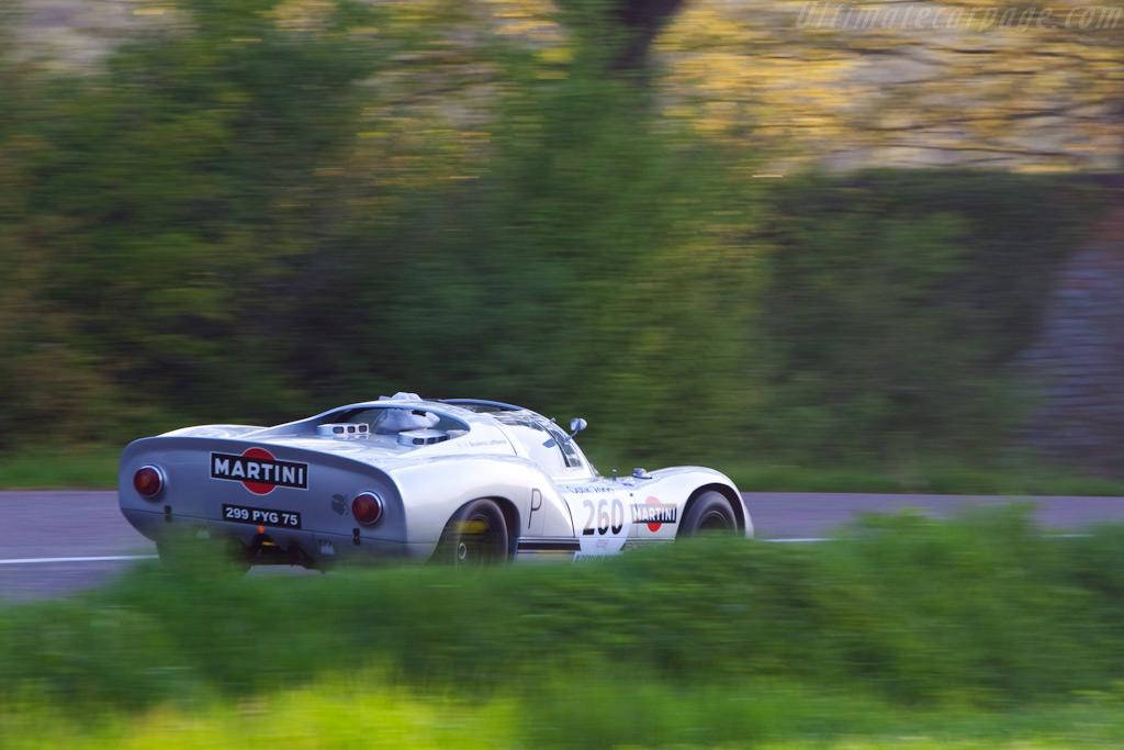 Porsche 910 - Chassis: 910-023   - 2009 Tour Auto