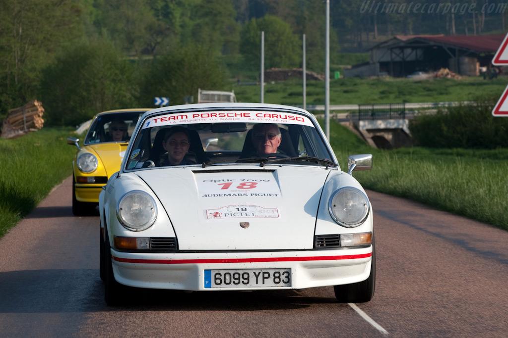 Porsche 911 RS 2.7    - 2009 Tour Auto