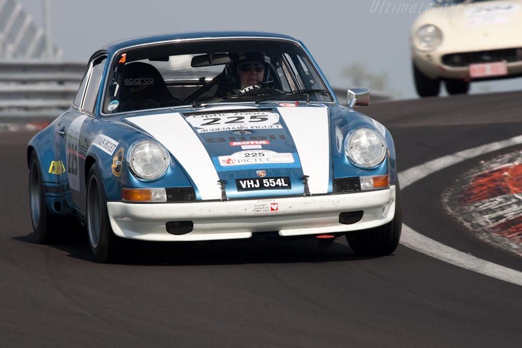 Porsche 911 ST    - 2009 Tour Auto