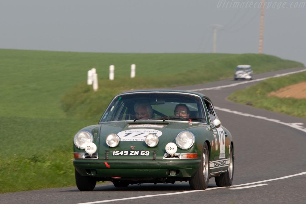 Porsche 911T    - 2009 Tour Auto