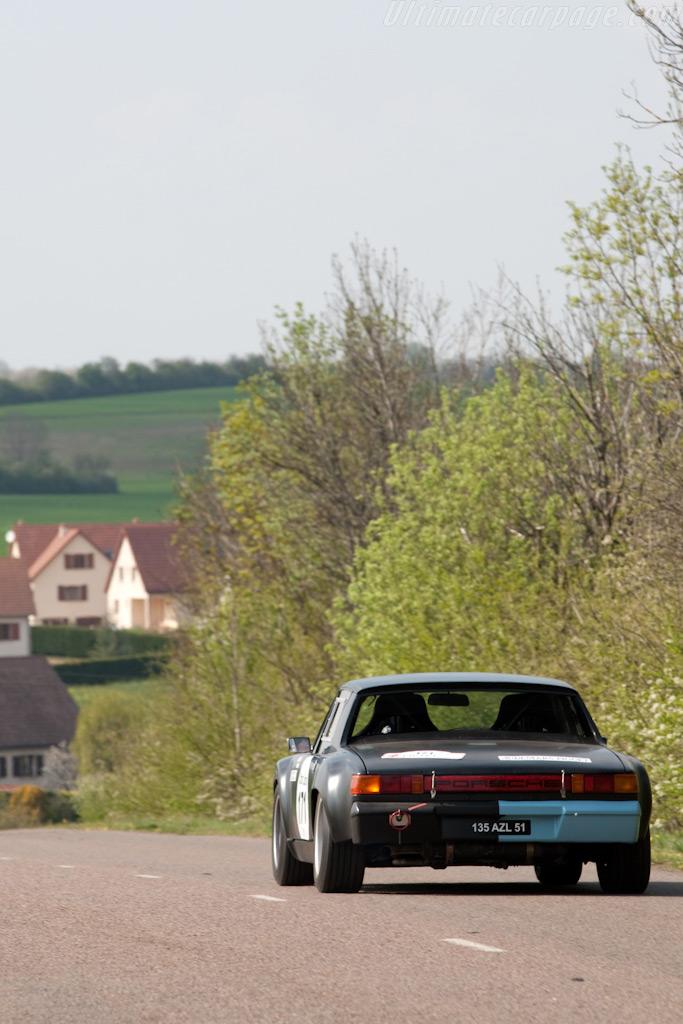 Porsche 914/6 GT    - 2009 Tour Auto