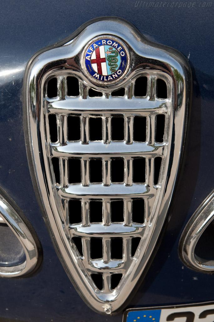 Alfa Romeo 1900    - 2010 Tour Auto